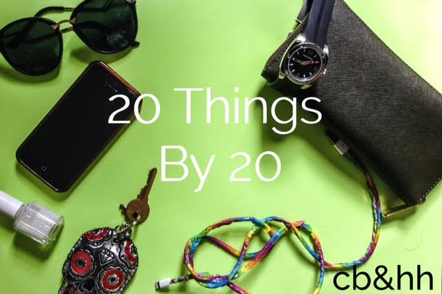20 Things By 20